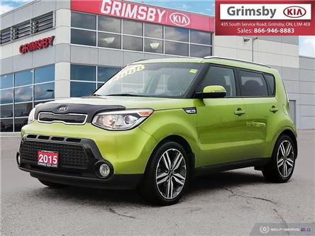 2015 Kia Soul 5dr Wgn Auto SX (Stk: D3810A) in Stoney Creek - Image 1 of 25