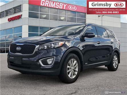 2016 Kia Sorento AWD 4dr 3.3L LX+ 7-Seater (Stk: U1826A) in Stoney Creek - Image 1 of 25