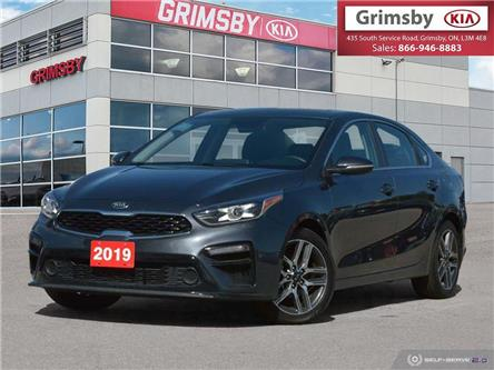 2019 Kia Forte EX Premium IVT (Stk: U1852) in Stoney Creek - Image 1 of 25