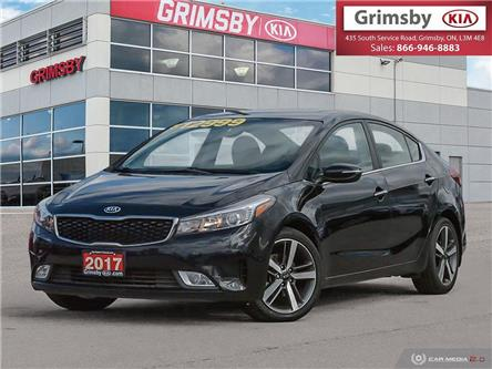 2017 Kia Forte Auto EX+ Moonroof (Stk: U1877) in Stoney Creek - Image 1 of 25