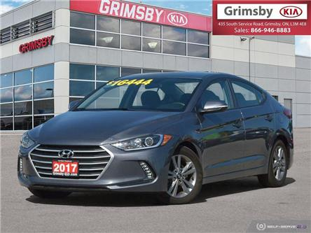 2017 Hyundai Elantra 4dr Sdn Auto GL (Stk: U1881) in Stoney Creek - Image 1 of 25