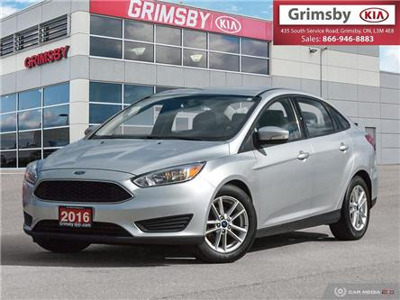 2016 Ford Focus 4dr Sdn SE (Stk: U1873) in Stoney Creek - Image 1 of 24
