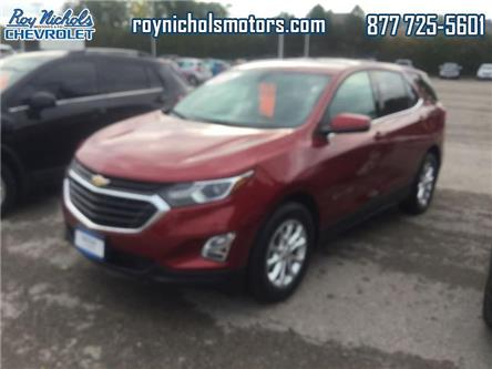 2018 Chevrolet Equinox LT (Stk: P6608) in Courtice - Image 1 of 13