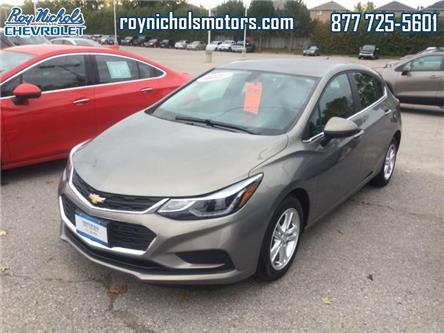 2018 Chevrolet Cruze LT Auto (Stk: W029A) in Courtice - Image 1 of 13