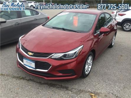 2018 Chevrolet Cruze LT Auto (Stk: P6610) in Courtice - Image 1 of 14