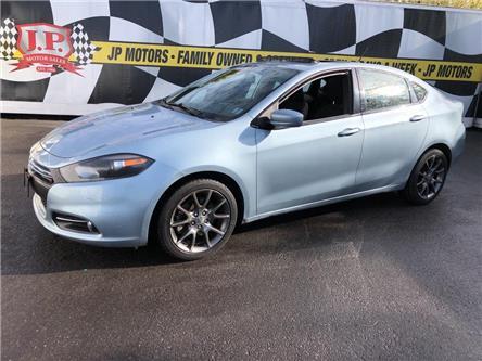 2013 Dodge Dart SXT/Rallye (Stk: 50088) in Burlington - Image 1 of 20