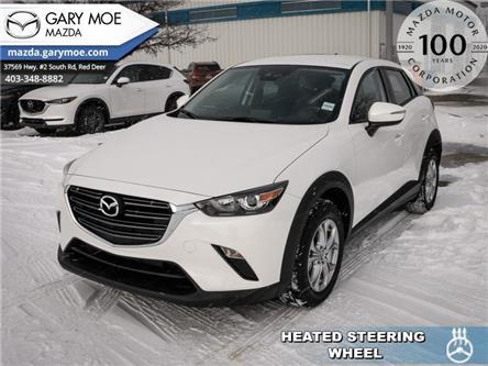 2020 Mazda CX-3 GS (Stk: 0C36297) in Red Deer - Image 1 of 16