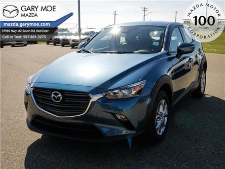 2020 Mazda CX-3 GS (Stk: 0C30192) in Red Deer - Image 1 of 16