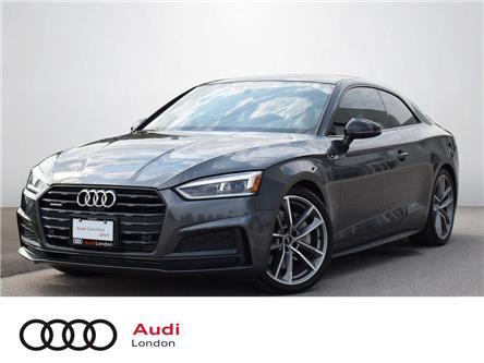 2019 Audi A5 45 Technik (Stk: Q02197A) in London - Image 1 of 26