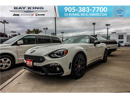 2018 Fiat 124 Spider  (Stk: 7141) in Hamilton - Image 1 of 19