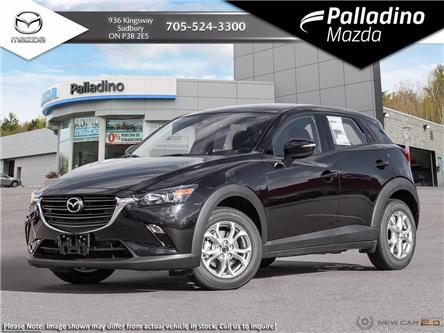 2021 Mazda CX-3 GS (Stk: 7872) in Greater Sudbury - Image 1 of 23