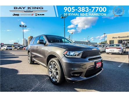 2019 Dodge Durango GT (Stk: 207167A) in Hamilton - Image 1 of 27