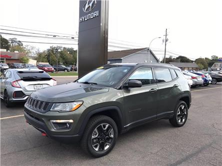 2018 Jeep Compass Trailhawk (Stk: U3643A) in Charlottetown - Image 1 of 30