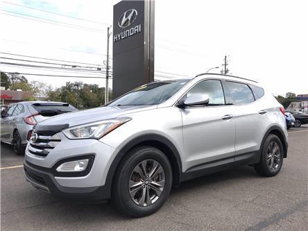 2014 Hyundai Santa Fe Sport 2.0T Premium (Stk: N875A) in Charlottetown - Image 1 of 29