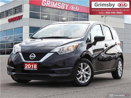 2018 Nissan Versa Note  (Stk: U1863) in Grimsby - Image 1 of 25