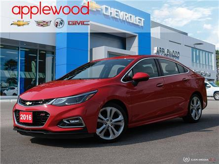 2016 Chevrolet Cruze Premier Auto (Stk: 270279P) in Mississauga - Image 1 of 27