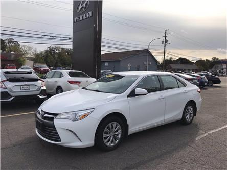 2016 Toyota Camry LE (Stk: U3624A) in Charlottetown - Image 1 of 30