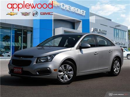 2016 Chevrolet Cruze Limited 1LT (Stk: 146298TN) in Mississauga - Image 1 of 27