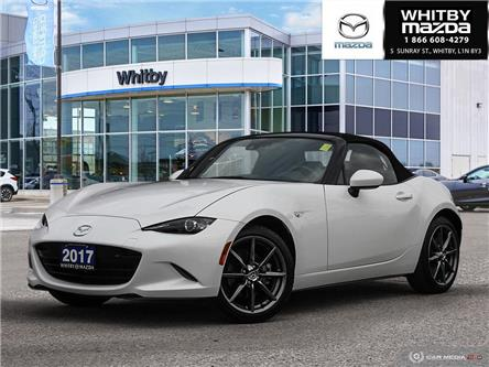 2017 Mazda MX-5 GT (Stk: P17660) in Whitby - Image 1 of 27