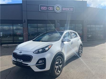 2020 Kia Sportage EX (Stk: UC4018DO) in Thunder Bay - Image 1 of 17