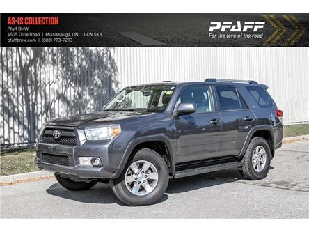 2011 Toyota 4Runner SR5 V6 (Stk: 23264AA) in Mississauga - Image 1 of 21