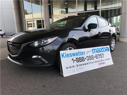2016 Mazda Mazda3  (Stk: U4035) in Kitchener - Image 1 of 25