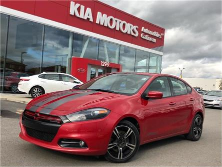 2013 Dodge Dart SXT/Rallye (Stk: 20827A) in Gatineau - Image 1 of 18