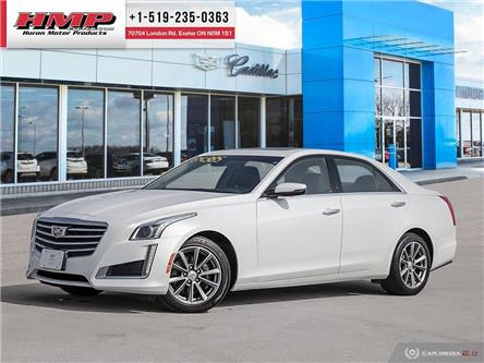 2018 Cadillac CTS 3.6L Luxury (Stk: 86093) in Exeter - Image 1 of 27
