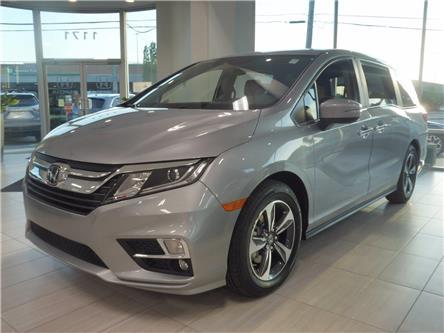 2020 Honda Odyssey EX-L Navi (Stk: 20-0681) in Ottawa - Image 1 of 21