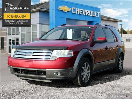 2009 Ford Taurus X SEL (Stk: T0166A) in Kincardine - Image 1 of 16