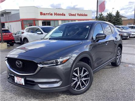 2017 Mazda CX-5 GT (Stk: U17280) in Barrie - Image 1 of 29
