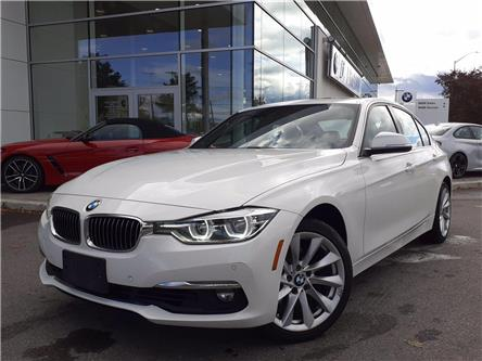 2017 BMW 330i xDrive (Stk: P9600) in Gloucester - Image 1 of 28