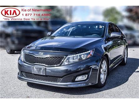 2015 Kia Optima EX Luxury (Stk: 200543A) in Newmarket - Image 1 of 18