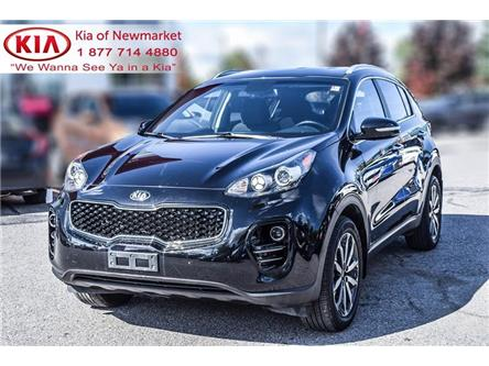 2017 Kia Sportage EX (Stk: P1257) in Newmarket - Image 1 of 21