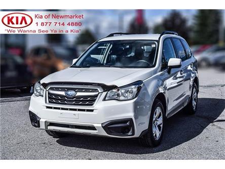 2017 Subaru Forester 2.5i (Stk: P1267) in Newmarket - Image 1 of 20