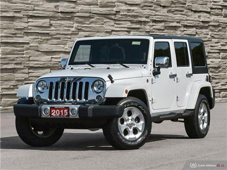2015 Jeep Wrangler Unlimited Sahara (Stk: L2224A) in Welland - Image 1 of 27