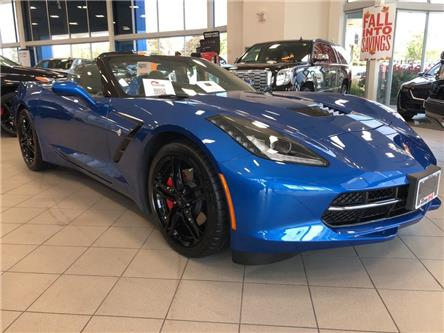 2016 Chevrolet Corvette Stingray (Stk: 120759) in Waterloo - Image 1 of 15