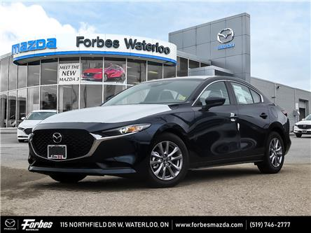2020 Mazda Mazda3 GS Courtesy Vehicle (Stk: A6938x) in Waterloo - Image 1 of 13