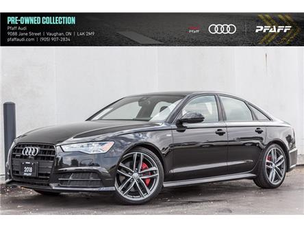 2018 Audi A6 3.0T Technik (Stk: C7829) in Woodbridge - Image 1 of 22