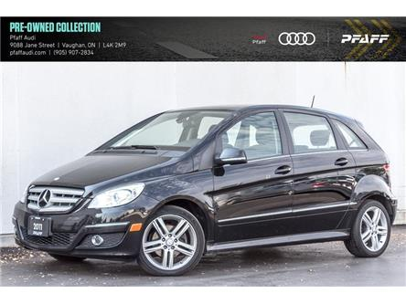 2011 Mercedes-Benz B-Class Base (Stk: T18502A) in Woodbridge - Image 1 of 19