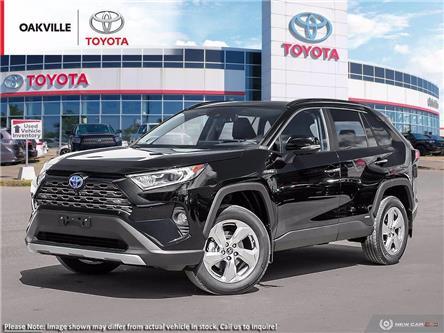 2021 Toyota RAV4 Hybrid Limited (Stk: 21077) in Oakville - Image 1 of 23