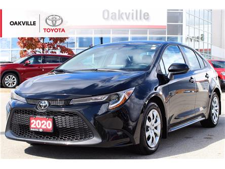 2020 Toyota Corolla LE (Stk: P2495) in Oakville - Image 1 of 17