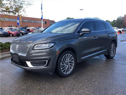 2019 Lincoln Nautilus Reserve (Stk: U6953) in Brampton - Image 1 of 25