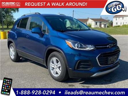 2020 Chevrolet Trax LT (Stk: 20-0399) in LaSalle - Image 1 of 31