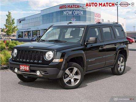 2016 Jeep Patriot Sport/North (Stk: U2310) in Barrie - Image 1 of 26