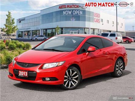 2013 Honda Civic EX-L Navi (Stk: U4882) in Barrie - Image 1 of 26
