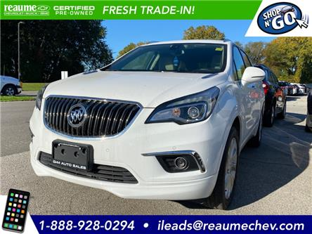 2018 Buick Envision Premium I (Stk: P-4388) in LaSalle - Image 1 of 2