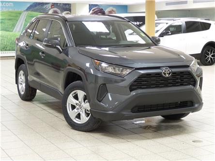 2021 Toyota RAV4 LE (Stk: 210101) in Calgary - Image 1 of 21