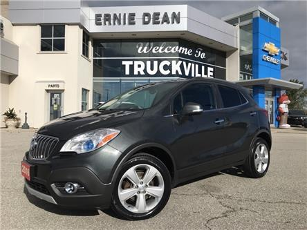 2016 Buick Encore Convenience (Stk: 15453A) in Alliston - Image 1 of 17