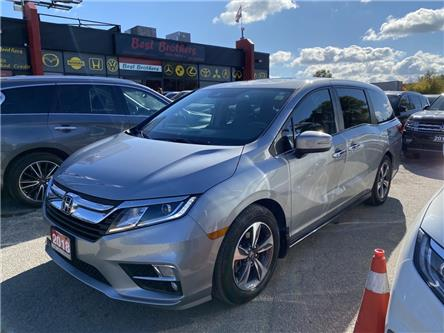 2018 Honda Odyssey EX-L (Stk: 509326) in Toronto - Image 1 of 21